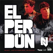 Nicky Jam Ft. Enrique Iglesias - El Perdon MP3