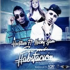 Nicky Jam Ft. Hectilier - En Mi Habitacion MP3