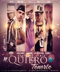 Nicky Jam Ft. JQ, Yelsid, Oneill y Eloy - Quiero Tenerte (Remix) MP3