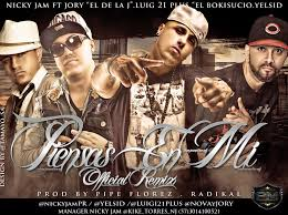 Nicky Jam Ft. Jory, Lui - G y Yelsid - Piensas En Mi (Remix) MP3