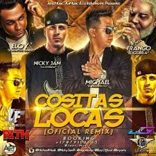 Nicky Jam Ft. Michael Ft. Y Shako - Cositas Locas (Remix) MP3