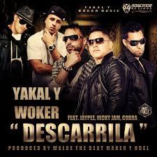 Nicky Jam Ft. Yakal Y Woker Cobra y El Gran Jaypee - Descarrila MP3