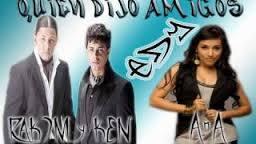 Rakim y Ken Y Ft. Ana Isabelle - Quien Dijo Amigos (Remix) MP3