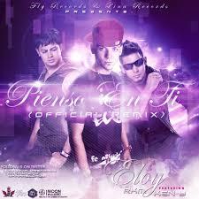 Rakim y Ken Y Ft. Eloy - Pienso En Ti (Remix) MP3