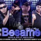 Rakim y Ken Y Ft. Nova y Jory - Besame MP3