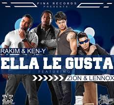 Rakim y Ken Y Ft. Zion y Lennox - Ella Le Gusta El Dembow MP3