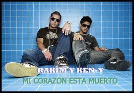 Rakim y Ken Y - Mi Corazon Esta Muerto