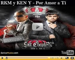 Rakim y Ken Y - Por Amor A Ti MP3