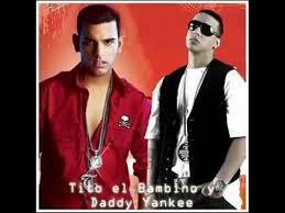 Tito El Bambino Ft Daddy Yankee - Chequea Como Se Siente MP3