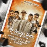 White Noise & D-Anel Ft. Jowell & Randy Y Darkiel - Me Gustas Tanto (Remix) MP3