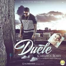Carlitos Rossy - Duele MP3