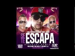 Carlitos Rossy Ft Genio y Baby Johnny - Se Te Escapa MP3