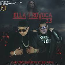 Carlitos Rossy Ft. Big Dina - Ella Provoca 2.5 MP3