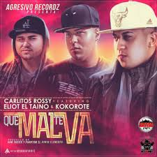 Carlitos Rossy Ft. Eliot El Taino Y Kokorote - Que Mal Te Va MP3