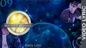 Carlitos Rossy Ft. Pusho - Estoy Listo MP3
