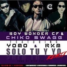 Chiko Swagg Ft. Yomo Y RKM - Solo Tu Y Yo (Remix) MP3