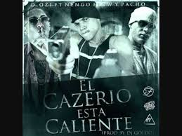 D.Ozi Ft. Ñengo Flow Y Pacho - El Caserio Esta Caliente MP3