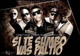 Genio Y Baby Johnny Ft D.ozi Pacho Y Cirilo - Si Te Sumbo Vas Paltio MP3