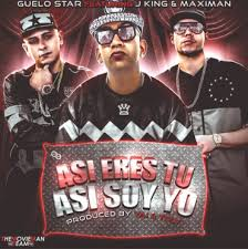 Guelo Star Ft. J King y Maximan - Asi Eres Tu Asi Soy Yo MP3