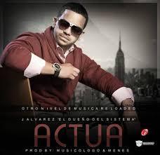 J Alvarez - Actua MP3