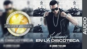 J Alvarez - En la Discoteca MP3