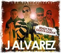 J Alvarez Ft Goldiel Y Naldy y Limitz - Ready Pal Guaya Guaya MP3