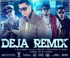 J Alvarez Ft Jory, Ñejo Y Dalmata - Deja MP3