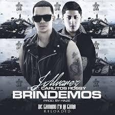 J Alvarez Ft. Carlitos Rossy - Brindemos mp3
