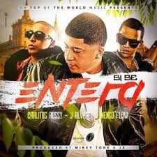 J Alvarez Ft. Carlitos Rossy y Ñengo Flow - Si Se Entera MP3