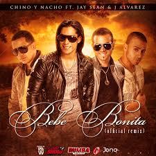 J Alvarez Ft. Chino y Nacho, Jay Sean - Bebe Bonita MP3