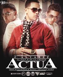 J Alvarez Ft. De La Ghetto Y Zion - Actua (Remix) MP3