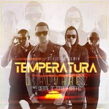 J Alvarez Ft. Gente De Zona y Maffio - La Temperatura MP3
