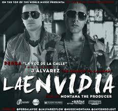J Alvarez Ft. Persa La Voz - La Envidia MP3