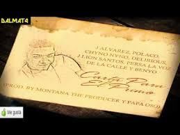 J Alvarez Ft. Polaco y Varios artistas - Carta Para El Primo MP3
