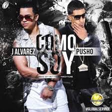 J Alvarez Ft. Pusho - Como Soy MP3
