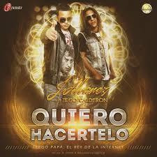 J Alvarez Ft. Tego Calderon - Quiero Hacertelo MP3