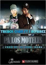 J Alvarez Ft. Trebol Clan - Pa Los Moteles MP3