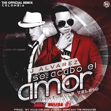 J Alvarez Ft. Yelsid - Se Acabo El Amor MP3