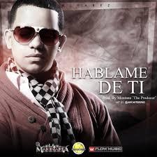 J Alvarez - Hablame De Ti MP3