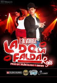 J Alvarez - La De La Falda Roja MP3