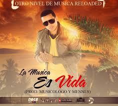 J Alvarez - La Musica Es Vida MP3