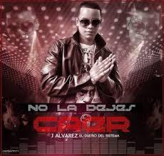 J Alvarez - No la Dejes Caer MP3