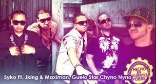 J King y Maximan Ft. Syko, Chyno Nyno y Guelo Star - Chumbera (Remix) MP3