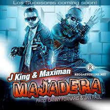J King y Maximan - Majadera MP3