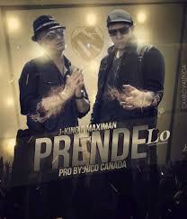 J King y Maximan - Prendelo MP3