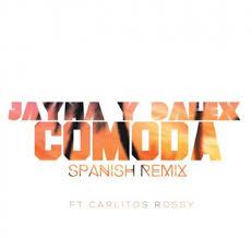 Jayma y Dalex Ft. Carlitos Rossy - Comoda MP3