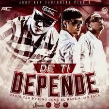 Jory Boy Ft. Plan B - De Ti Depende MP3