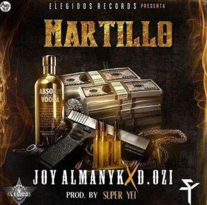 Joy Almanyk Ft. D.Ozi - Martillo MP3