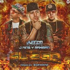 Juanka El Problematik Ft. J King y Maximan - Fuego MP3