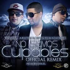 KVM Ft. Carlitos Rossy Y El Majadero - No Somos Culpables (Remix) MP3